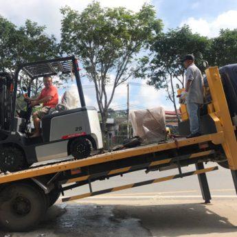 Mua xe nâng tại Hải Dương giá rẻ – Giao hàng miễn phí – BH 18 tháng