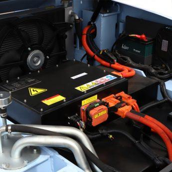 Pin Lithium – Công nghệ mới nhất trên xe nâng điện
